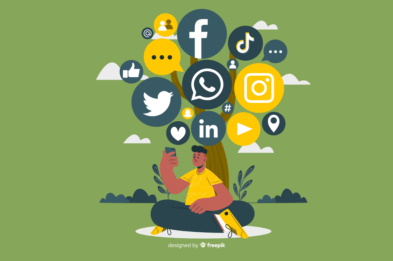 You are currently viewing How to increase brand awareness with social media