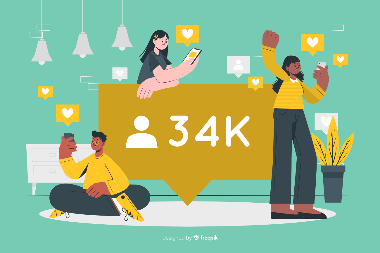 You are currently viewing How to increase your social media engagement